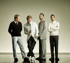 Backstreet Boys en concierto Lima Peru