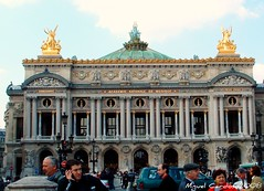 Paris - Opera Garnier (Miguel Tavares Cardoso) Tags: paris france opera garnier operagarnier miguelcardoso anawesomeshot miguelcardoso2008 migueltavarescardoso
