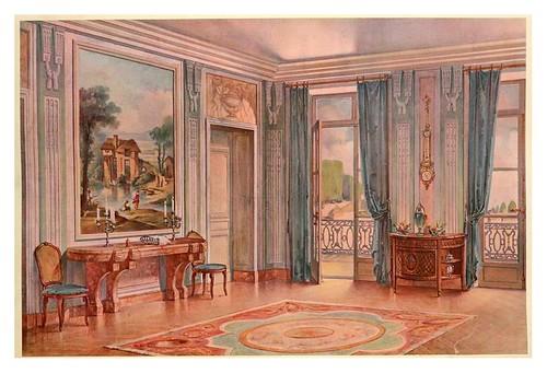 001- Comedor Luis XVI estilo Neufforge