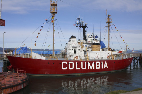 Light Ship Columbia