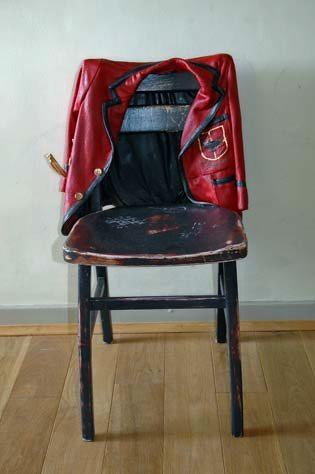 Golden Boy Chair - Ghost Furniture