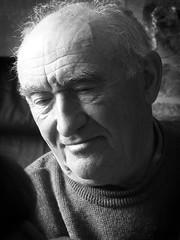 Grand pre (Santa sangre) Tags: old portrait blackandwhite noiretblanc grandfather vieux grandpre a3b thechallengefactory