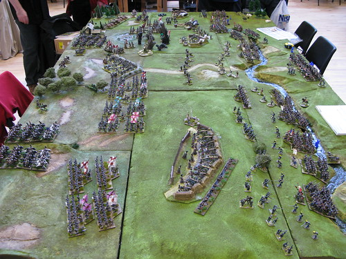 League of Augsburg - Borodino (5)