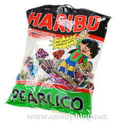 Haribo Pearlico Licorice