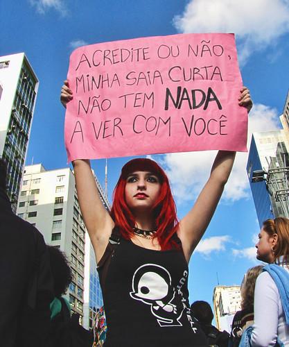 Protesto na Paulista by kassá