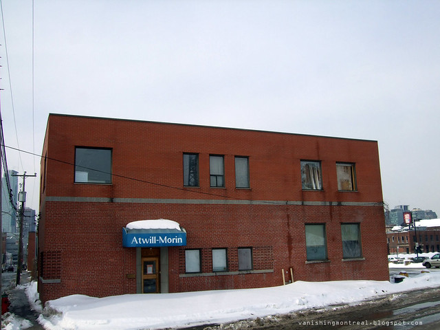 Atwill Morin - Warehouse 9
