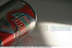 20111-06-09 067 macro - Diet Mountain Dew Code Red 12 Ounce Can (Badger 23 / jezevec) Tags: pictures red mountain photography photo code aluminum drink stock beverage picture can pop dew soda cans diet reference softdrink carbonated ounce   2011 jezevec   badger23 20110609