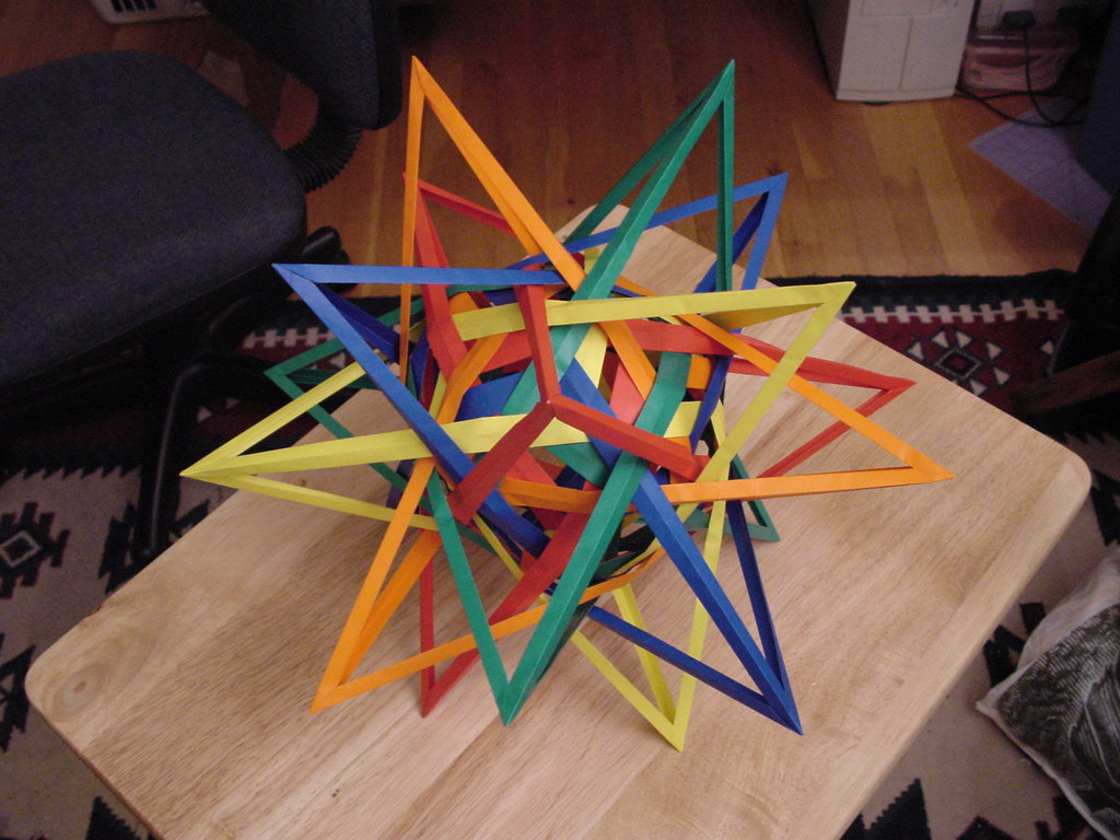 The World's Best Photos of origami and triacontahedron ... - photo#43