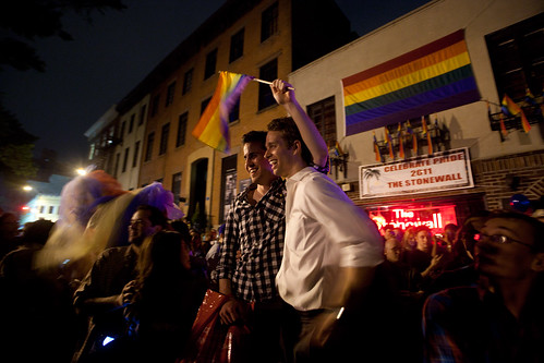 Marriage Equality Celebration by The Stonewall