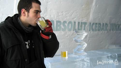 Kiruna - Ice Bar