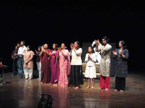cast of vaishali bisht theatre workshop 180308 RS