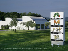 The Eric Carle Museum of Picture Book Art (Amherst, MA) by carlemuseum