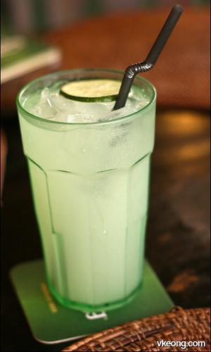 barley lime