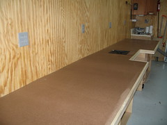 Miter Bench and Storage 2