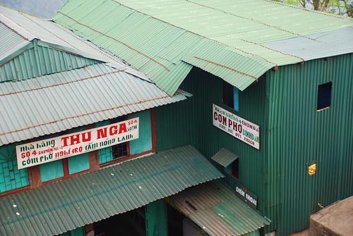 Yen Tu restaurants