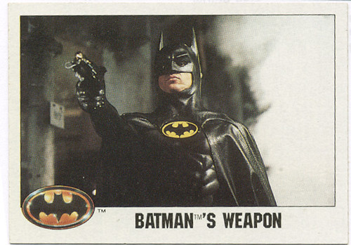 Batman card 3