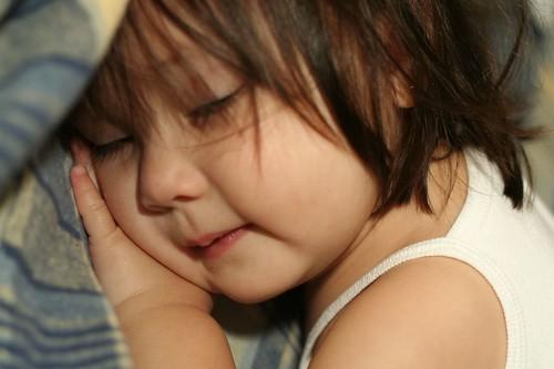 Baby Lara Nap Time