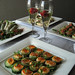 Bed worthy hor d'oeuvres