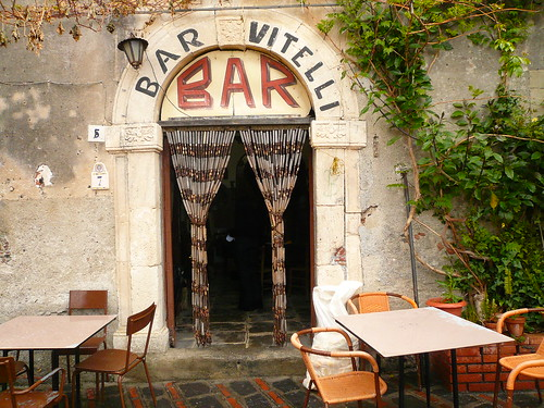bar vitelli, var bitelli sicily, scenes where they filmed the godfather