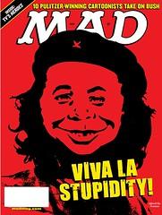 Mad Magazine - Febrero 2008