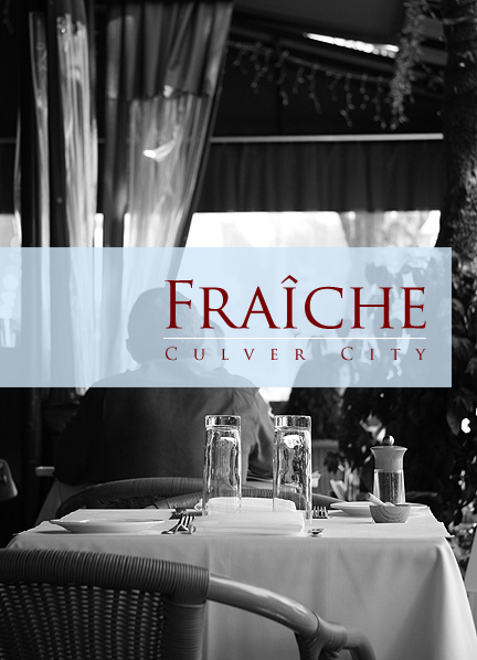 Fraiche Culver City Patio