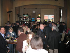 Groundswell Book Launch Party