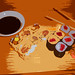"Hunan Sushi Cutout • <a style=""font-size:0.8em;"" href=""https://www.flickr.com/photos/78624443@N00/2474067564/"" target=""_blank"">View on Flickr</a>"