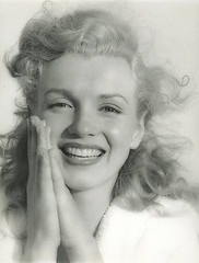 Early Monroe by Andre De Dienes