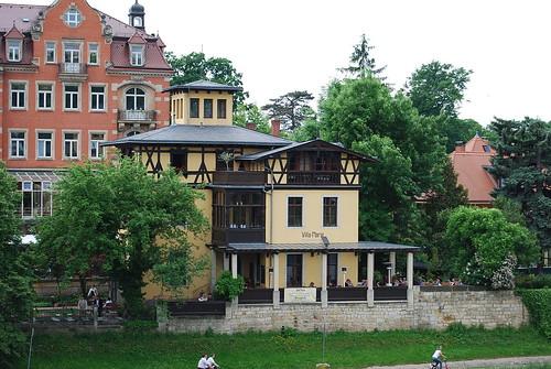 Restaurant Villa Marie in Dresden-Blasewitz