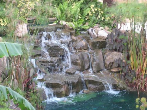 Florida Hotel Pool Area