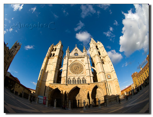 Catedral fisheye