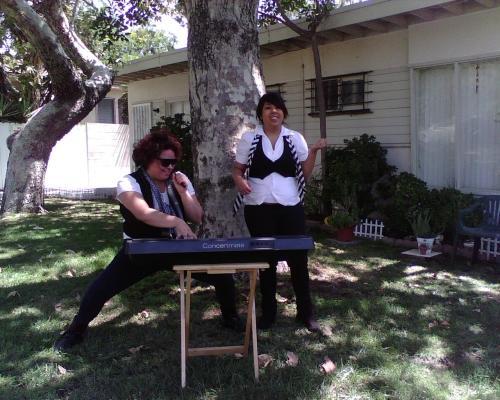 Celia Hernandez - Keyboard vest