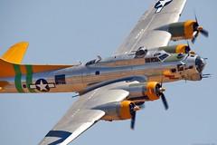 B-17 Fuddy Duddy (mvonraesfeld) Tags: museum war aircraft air wwii airshow boeing bomber chino elmerfudd fuddyduddy b17flyingfortress aiviation
