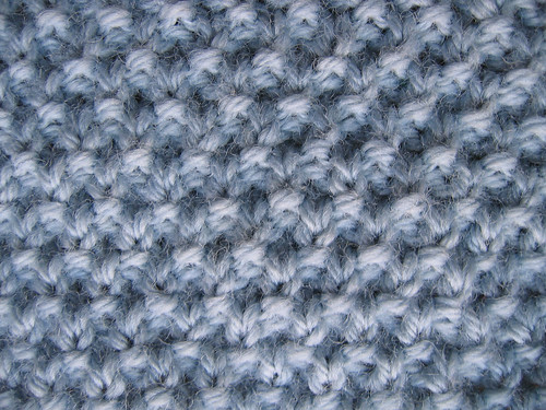 Knit Purl Stitch Alternating : Fashion: Introduction to knit
