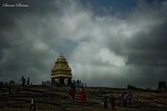 kempe gowda tower (Swami Stream) Tags: india tower canon rebel ancient bangalore karnataka lalbagh watchtower kempegowda xti kempegowdatower swamistreamcom