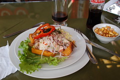 DSC_0082.JPG (kentquirk) Tags: peru lunch lima sebiche