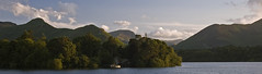 Derwent Water (Joe Dunckley) Tags: uk england mountains landscape lakes lakedistrict cumbria derwentwater catbells