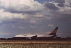 Boeing 767-375(ER)  Canadian Airlines  C-FCAB (Den Batter) Tags: minoltax700 canadian boeing spl schiphol 767 eham 767300 canadianairlines cfcab 01l19r