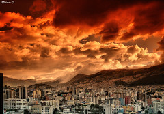 Quito al Atardecer - Late Afternoon in Quito (3) (Bernai Velarde Photography ) Tags: sunset america atardecer quito ecuador sony south filter sur cokin velarde supershot dscr1 bernai