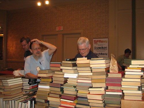 so many books, so little time!