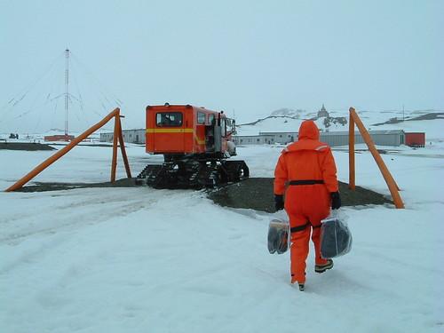 Base Antarctica Presidente Eduardo Frei Montalva