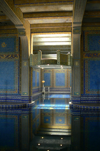 Indoor Roman Pool