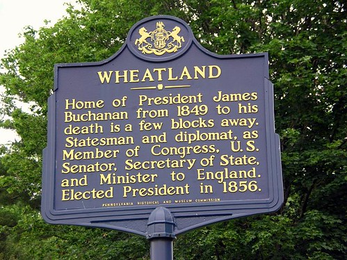Wheatland Sign
