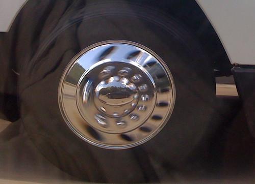 Subaru Reflected