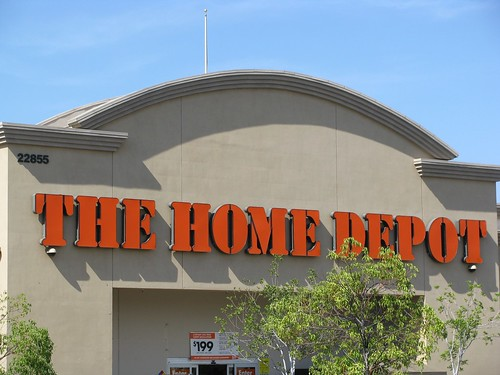 home improvement retailer
