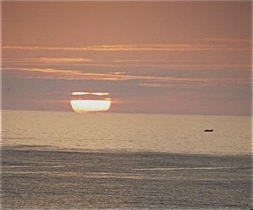 Ecuador-beach-sunset