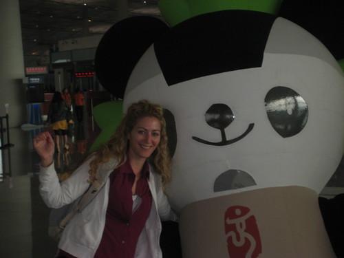 Olympic mascot!