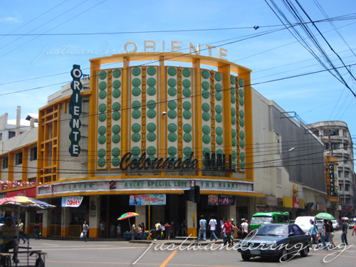 Cebu Oriente Colonnade Mall