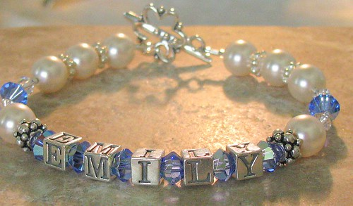Emily Personalized Bracelet