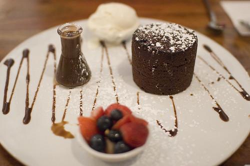 MB Lava Cake
